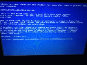 What Is Blue Screen Of Death