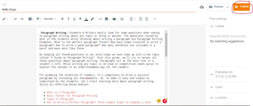 Blogger Blog Ka Font Kaise Change Kare?